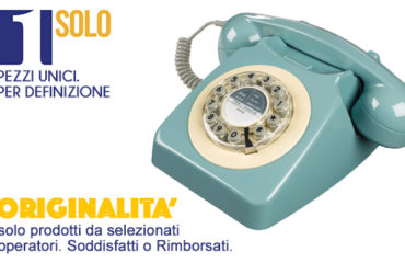 1solo.com - Antiquariato Vintage pezzi unici on line originali