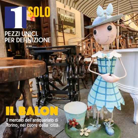 1Solo.com Balon Antiquariato Vintage Torino