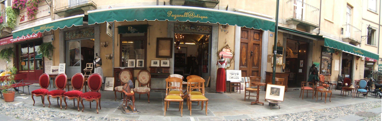 Panoramica-Paganella antiquariato Torino Balon