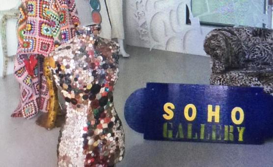 Soho Gallery modernariato antiquariato Balon Torino